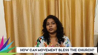 Adriel Indhu Kotiyan - Movement in Worship