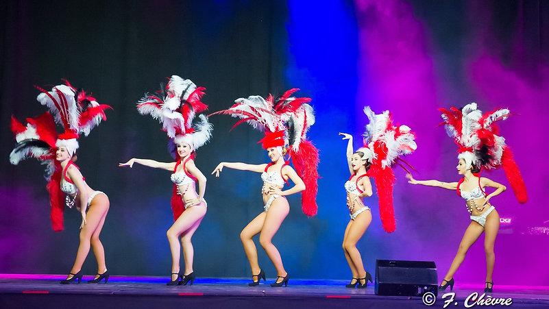 Anamorphose Cabaret Show Dance