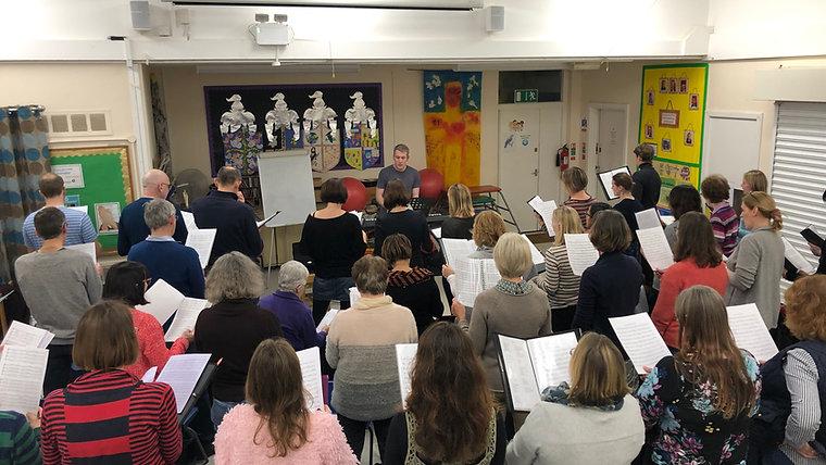 Wargrave Community Choir
