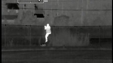 Thermal Detection on Fence Line