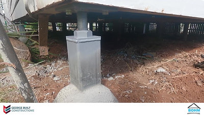 Testimonial: George Built Constructions