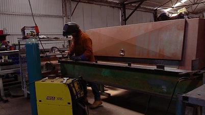 Manufacturing Steel Stumps