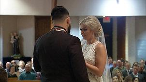Wedding of Alayna & Myles
