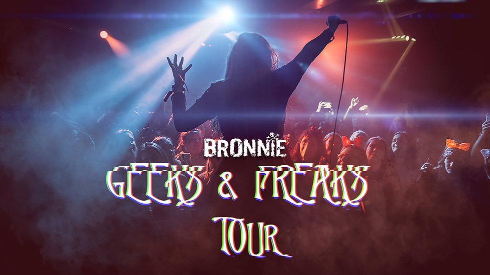 Geeks & Freaks Tour