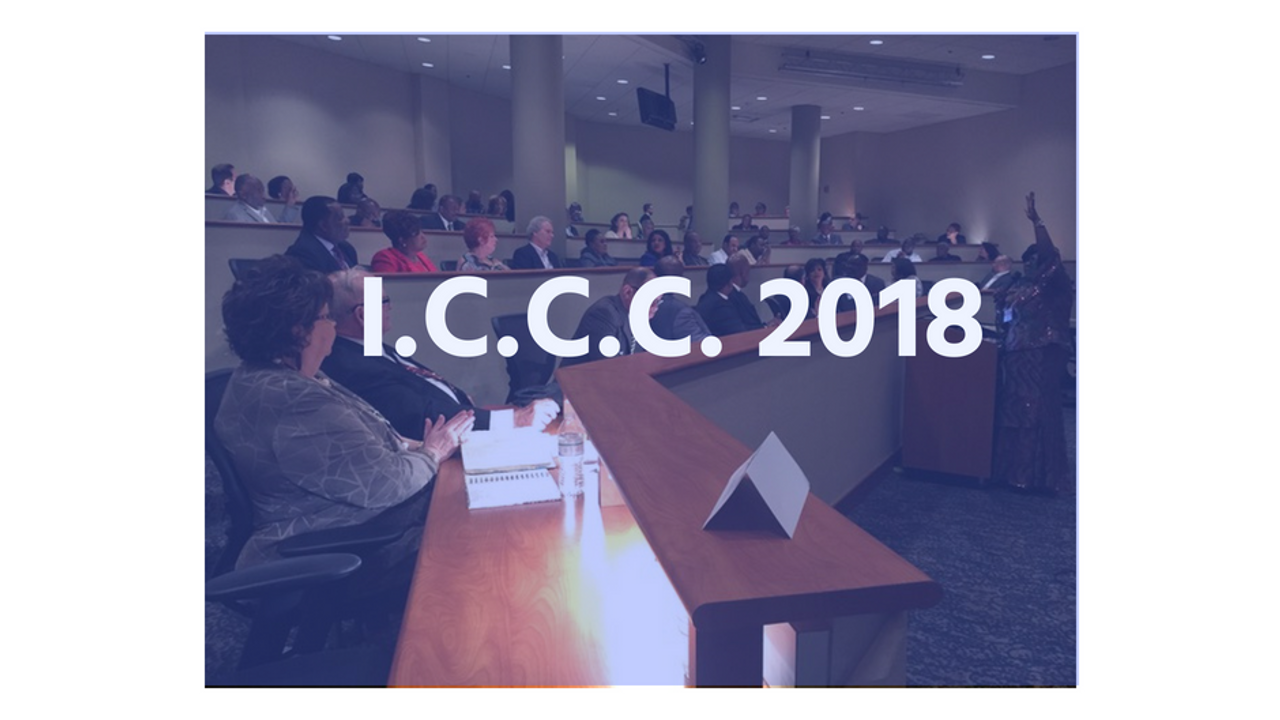ICCC 2018