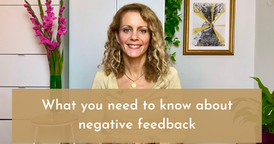 What you need to know about negative feedback