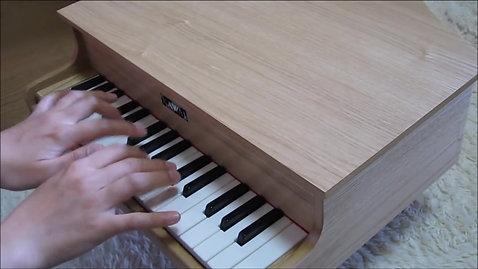 Kawai Toy Piano Movie
