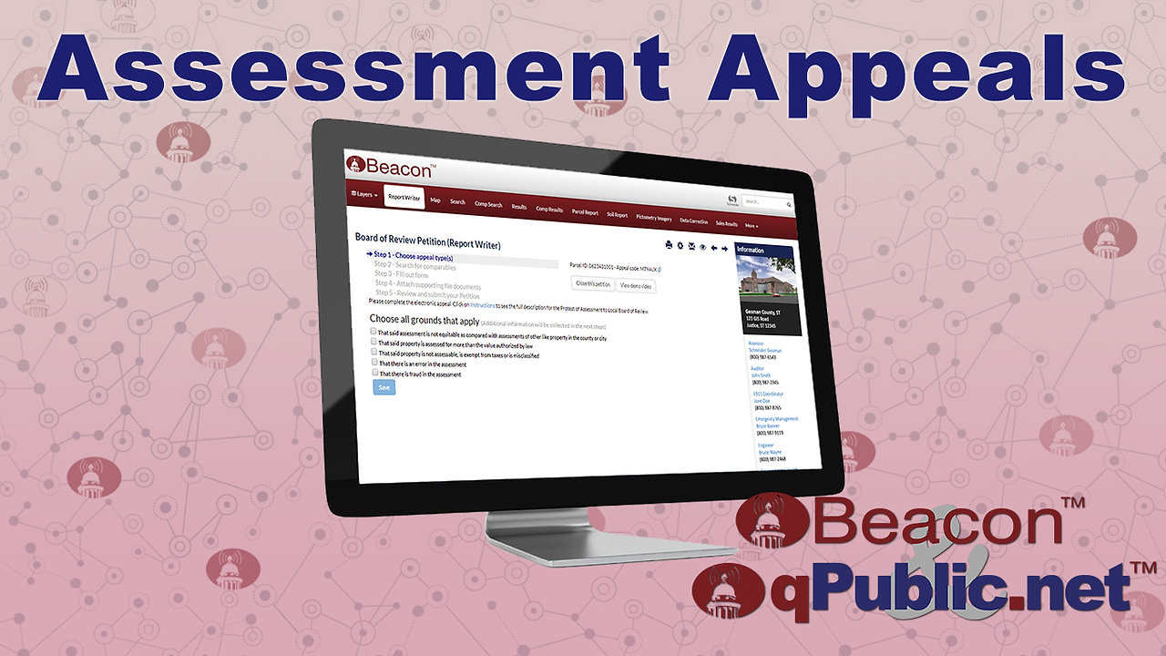 Beacon Assessment Appeal Module