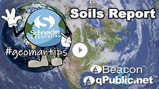 #geomantips: Soils Report