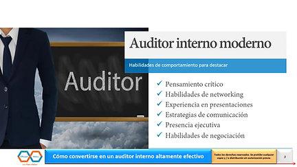 Auditor Moderno (Vistazo)