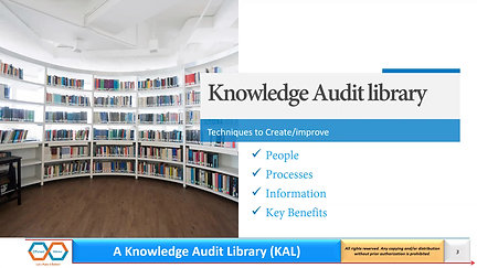 Audit Knowledge Management Library (Preview)