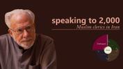 9. Speaking to 2,000 Muslim clerics in Iran