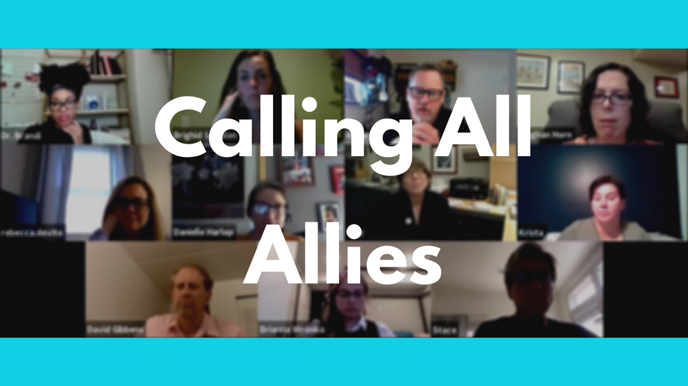 Calling All Allies
