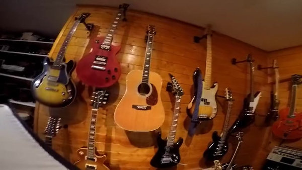 Sessions guitares