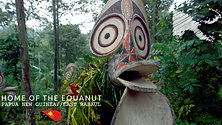 The Home of Equanut- Papua New Guinea