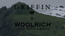 Griffin & Woolrich Clothing Ad
