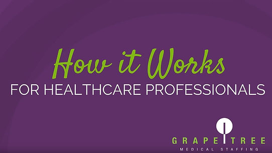 How It Works - Healthcare Professionals
