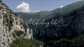 A climbing life