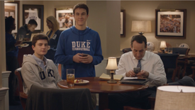 ESPN Coach K March Madness 2016