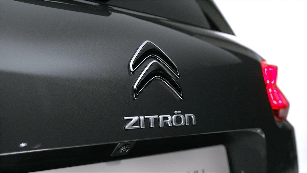 The Zitrön Z5 Aircross