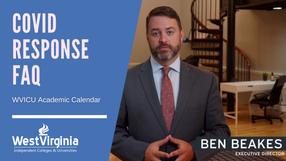 WVICU Acedemic Calendar