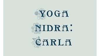 Yoga Nidra with Carla