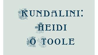 Kundalini With Heidi