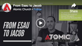 From Esau to Jacob