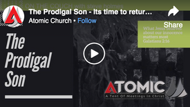 The Prodigal Son - Its time to return face to face with our father.
