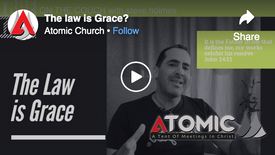 The law is Grace?