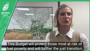 Budget 2022 Green Decade