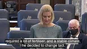 Seanad - Fertiliser Speech