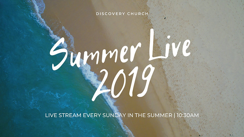 Summer Live - July 28th