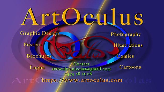 Promofilmpje ArtOculus 2020