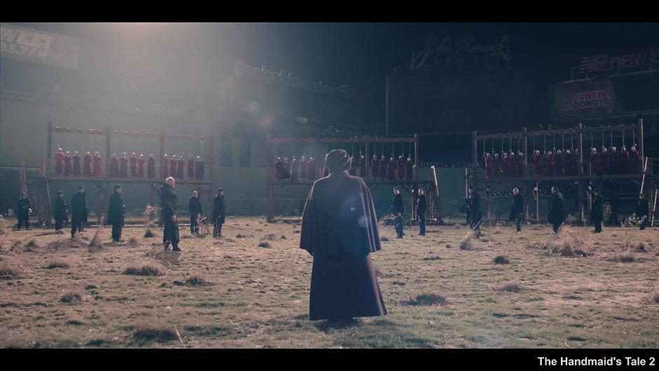 TOXIK VFX TV SERIES/ FILM REEL