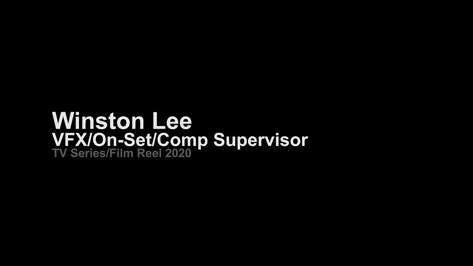 Winston Lee_Demoreel_2020