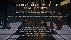 Ghost in the Shell (2017) - Wellington Film Industry