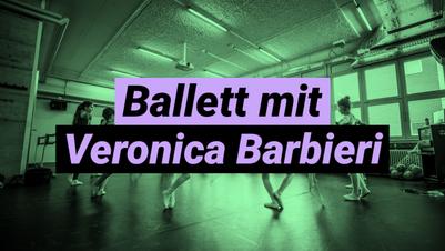Ballett mit Veronica Barbieri