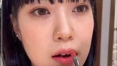 【唇色較深怎麼畫?】#jennyhouse老師 教妳快速找回消失的粉嫩美唇!