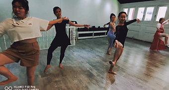Chinese Dance Techinique 中国舞基础课