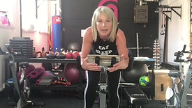 35 Minute Spin with Julie