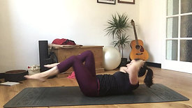 Pilates Abs Blast with Sarah