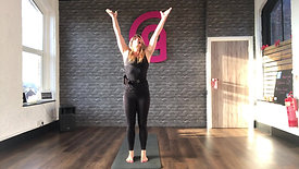 Yoga Sun Salutation Practice