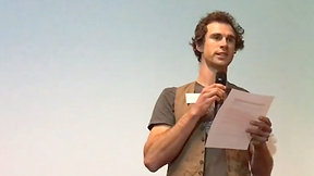 Robin Burbridge at Learning from the Bees Conference