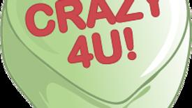 Crazy4U - Steller   Written & Remixed by PaulOfCreation
