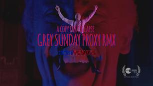 "ACFC ""GREY SUNDAY PROXY RMX""   musicvideo"