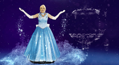 Werbung - Musical - Cinderella