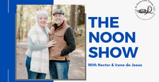 The Noon Show // Friday, December 28 // Guest Anne Stevenson