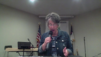 Session 2:  Prophetic Terminology Proph Connie Childs