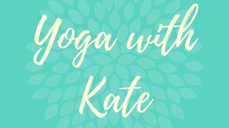 Relax and focus with Kate